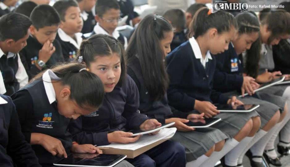 ¡Sí habrá clases! SEP mantendrá actividad escolar en San Lorenzo Almecatla