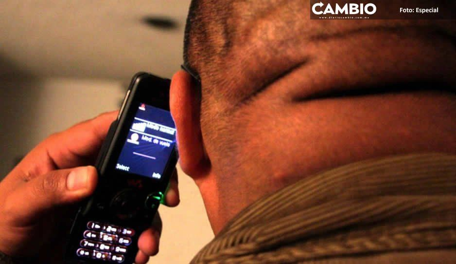 Extorsionan presuntos miembros del cártel de Los Zetas y CJNG en Atlixco