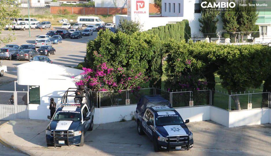 Confirma SSP operativo en Puebla Comunicaciones luego de revelarse complot vs Verónica Vélez
