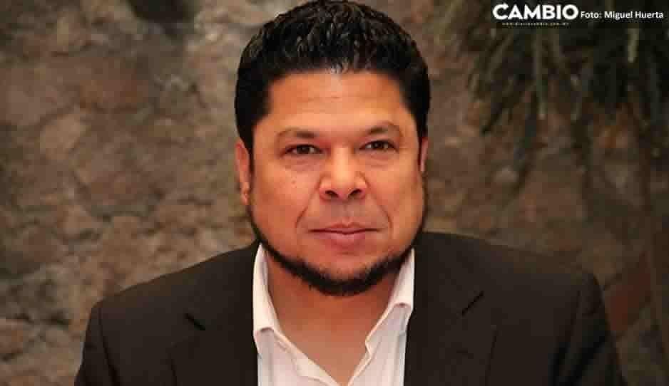 Refrenda Biestro su apoyo a Barbosa: él debe ser candidato de Morena porque tiene la confianza de los poblanos