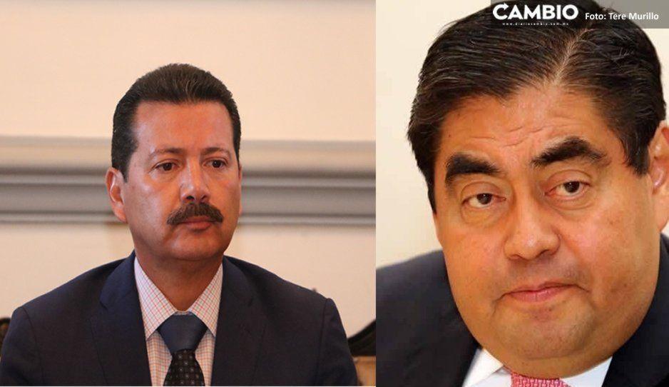 Alberto Arriaga traiciona a su padrino JJ: respalda a Barbosa para la gubernatura de Puebla