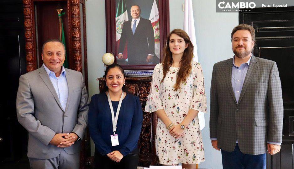Sostiene reunión de trabajo Consejo Ciudadano de Seguridad y Justicia del Estado con Ayuntamiento de Atlixco