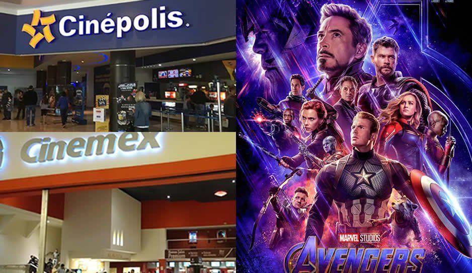 ¡Tranquilos! Aún hay boletos para Avengers: Endgame en Puebla