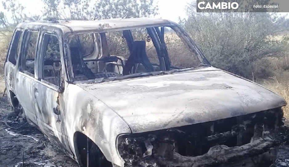 ¡Otro muerto en el Triángulo Rojo!:  hallan un calcinado en Tochtepec