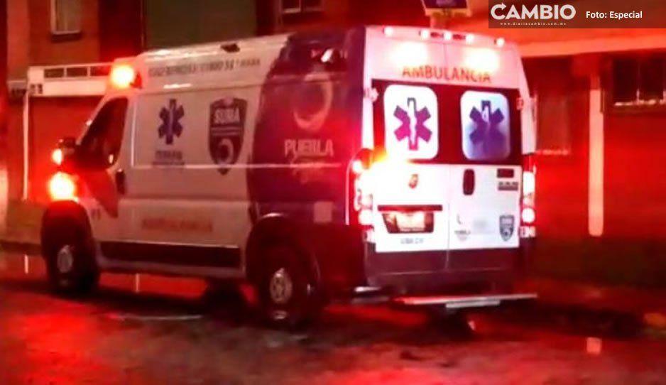 Muere bebé de un año tras intoxicarse junto con su familia en Atlixco