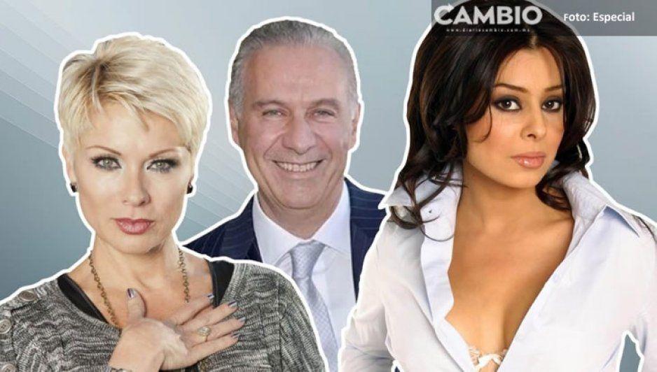 El abogado de EPN, Juan Collado y su relación con las mujeres de Televisa