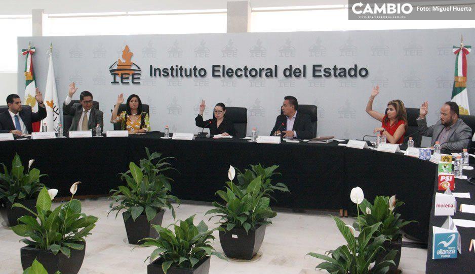 IEE gastará 5.6 millones para los plebiscitos del 1 de diciembre en las juntas auxiliares