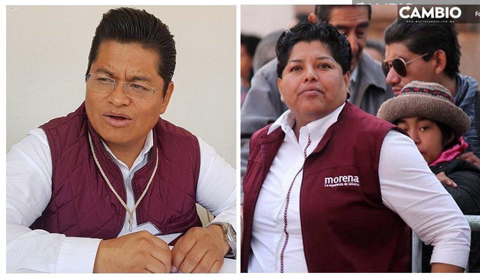Karina Perez Popoca por Miguel Huerta/ Antonio Teutli por Luisa Tirzo