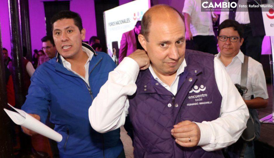 Manzanilla deja estela de escándalos  a su paso por Gobernación estatal
