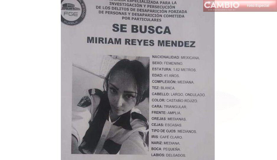 Miriam Reyes desapareció en La Concepción ¡Ayúdala a regresar a casa!