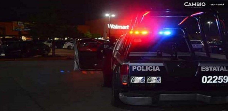 Policía los salvan de ser linchados en Teziutlán