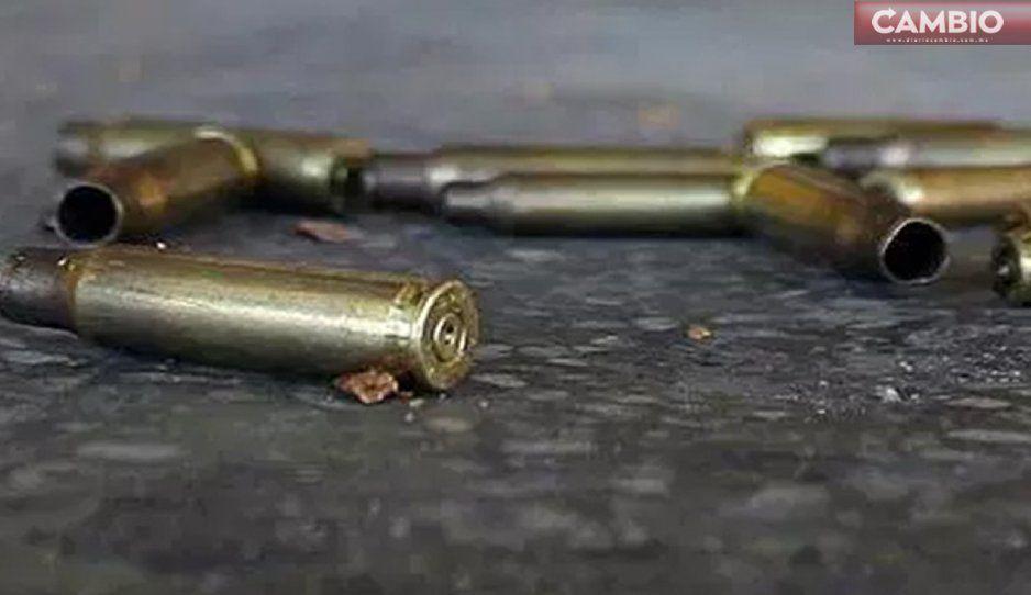 Elementos del Ejército usan su descanso para embriagarse y usar sus armas en Cuautlancingo