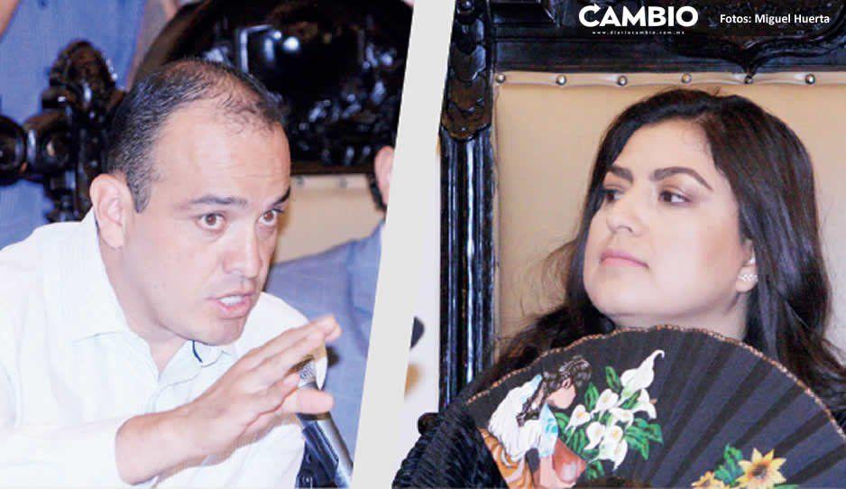 Claudia recula, dice que ya no denunciará a regidor rebelde, pero le pide control a Esponda