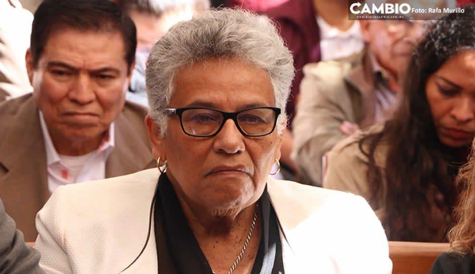 Asegura Rosa Márquez tener ventaja para obtener el interinato por su trayectoria y no por la cercanía con AMLO