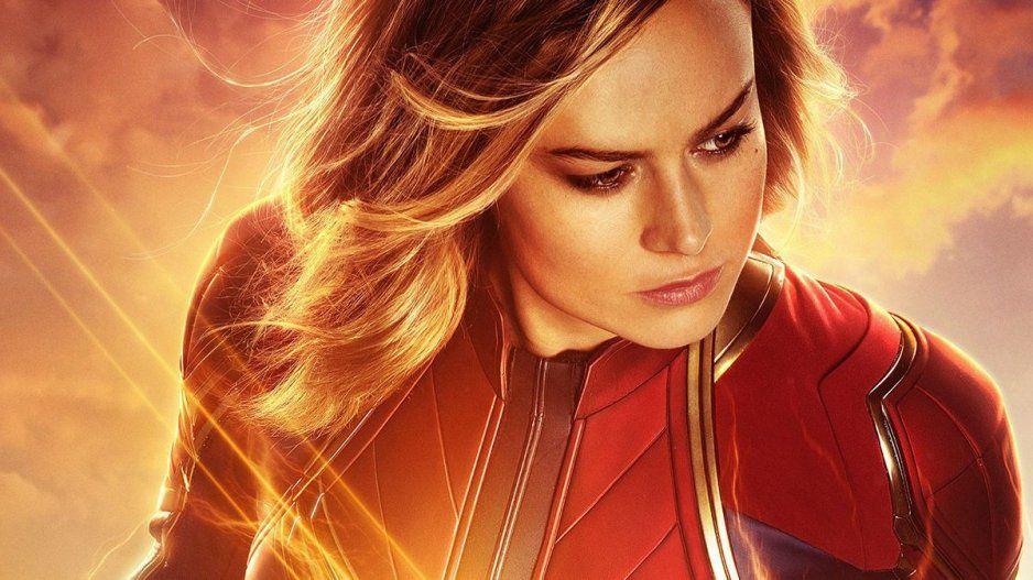 Capitana Marvel supera las expectativas al obtener 750 mdd en taquilla
