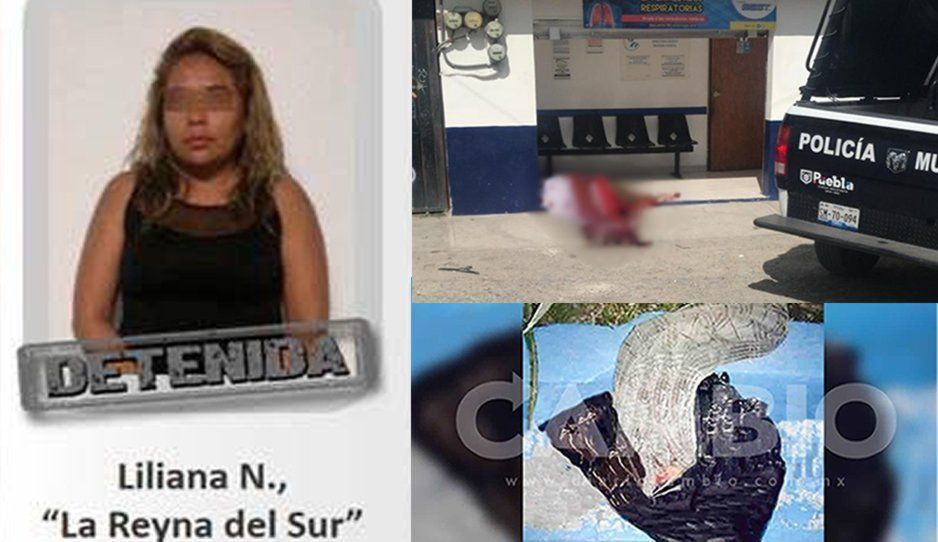 Conoce a la Reina del Sur poblana que atemoriza las colonias del sur en Puebla
