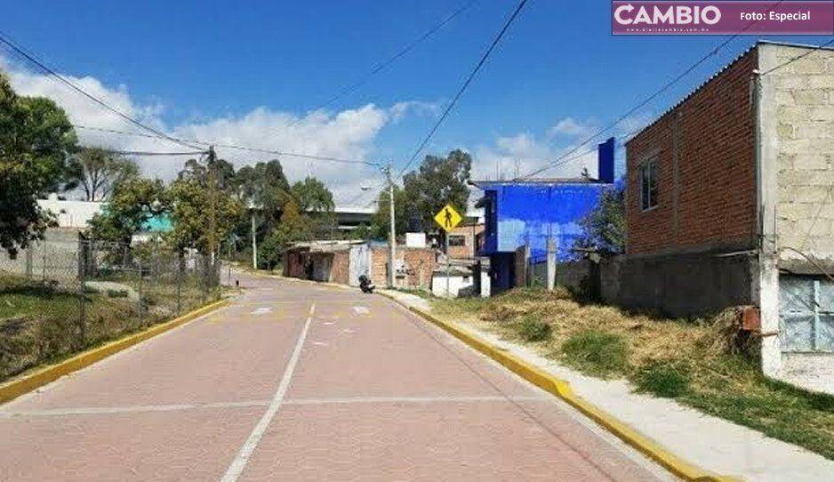 Muere baleado en Valle Sur, Atlixco (VIDEO)