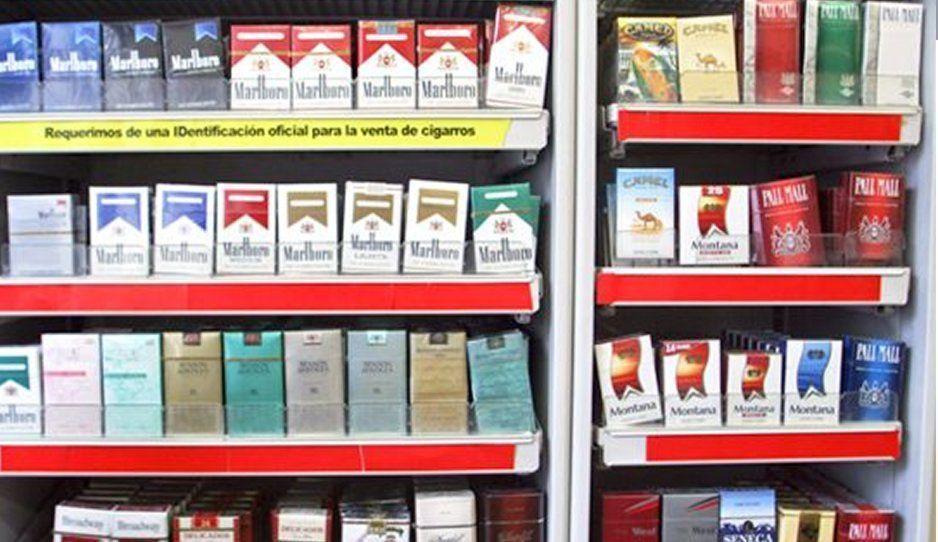 Los cigarros sufren su mayor aumento en seis años