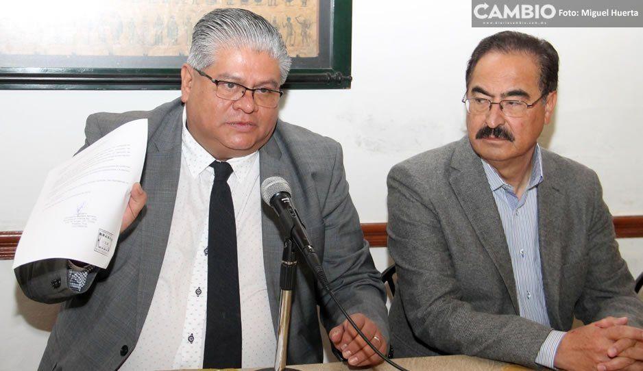 Académico de la BUAP exige al Congreso escuchar las razones de los postulantes para ser gobernador interino