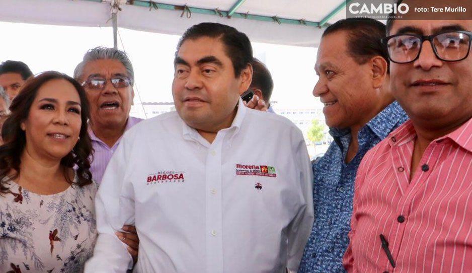 Barbosa no descarta que Manzanilla siga al frente de la SGG