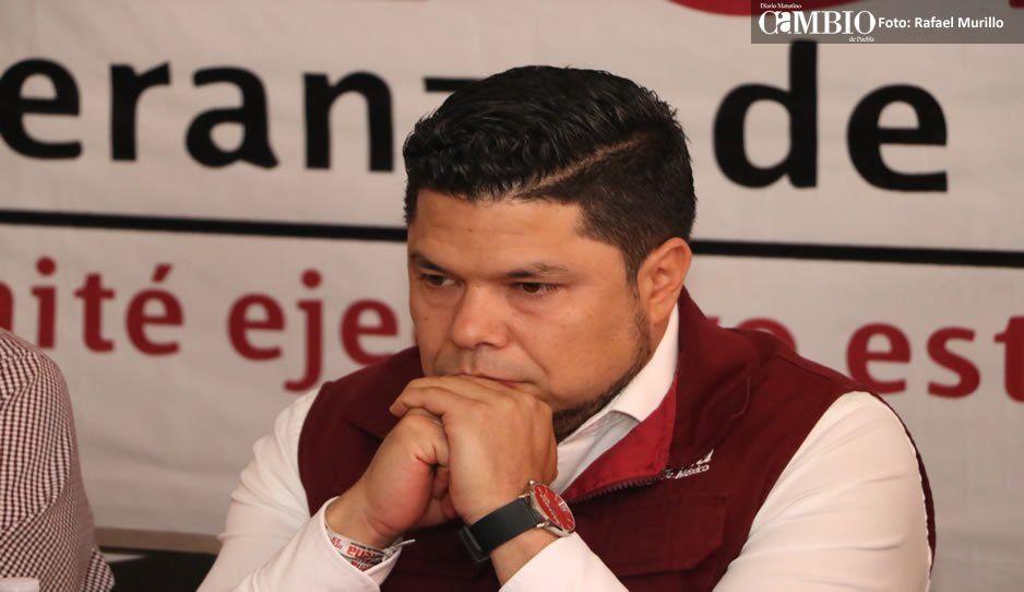 Biestro celebra que Morena restrinja la participación para renovar dirigencias