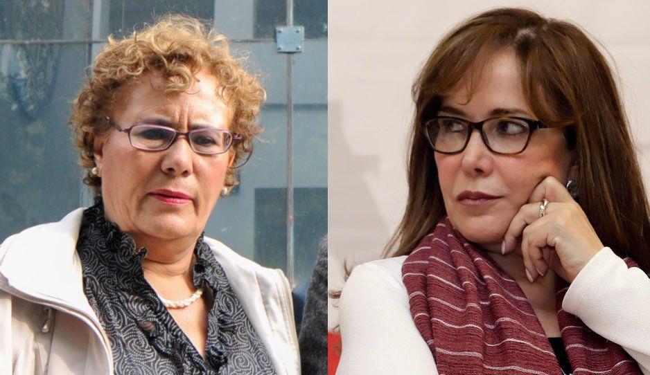 Yeidckol Polevnsky y Bertha Luján acuerdan Congreso Nacional para el 30 de noviembre