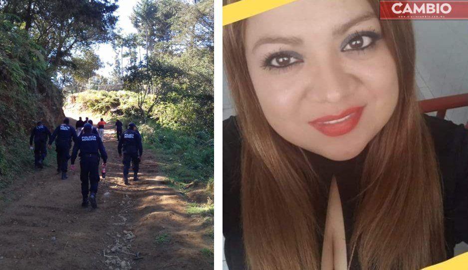 Angie lleva 25 días desaparecida en Chignautla; su hermana pide ayuda
