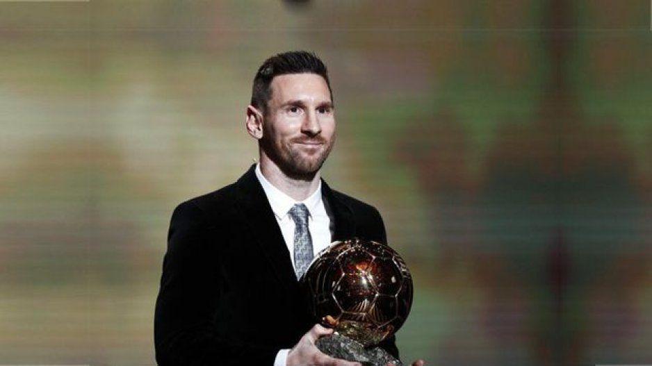 ¡El más grande! Messi supera a Cristiano, como siempre y se lleva el Balón de Oro 2019