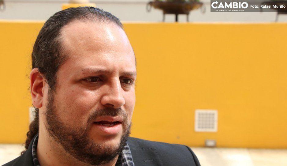 Gandur patalea por visita de Ramírez Cuéllar, y pide ver a Yeidckol como la líder de Morena