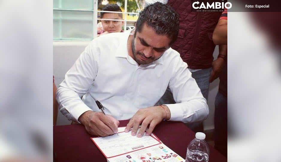 Afiliación de Patjane a Morena no es válida, afirma el secretario de Organización estatal
