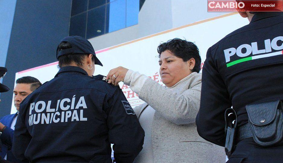 Policías desmienten a Karina Pérez: no contamos con seguro de vida