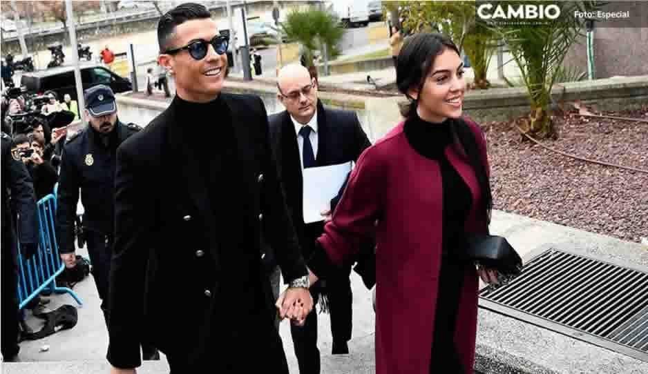 ¡Entérate! Cristiano Ronaldo es condenado a 23 meses de cárcel por fraude