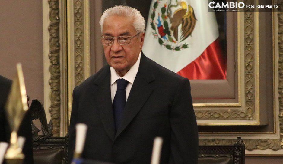 Sin contestación por parte del Poder Legislativo, rendirá su informe Guillermo Pacheco