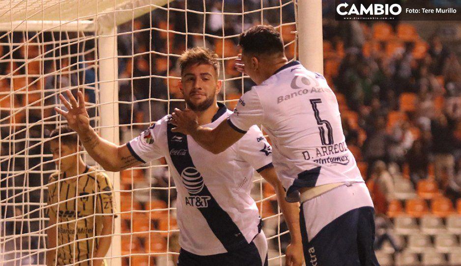 Club Puebla aporta siete futbolistas  para selecciones en fecha FIFA