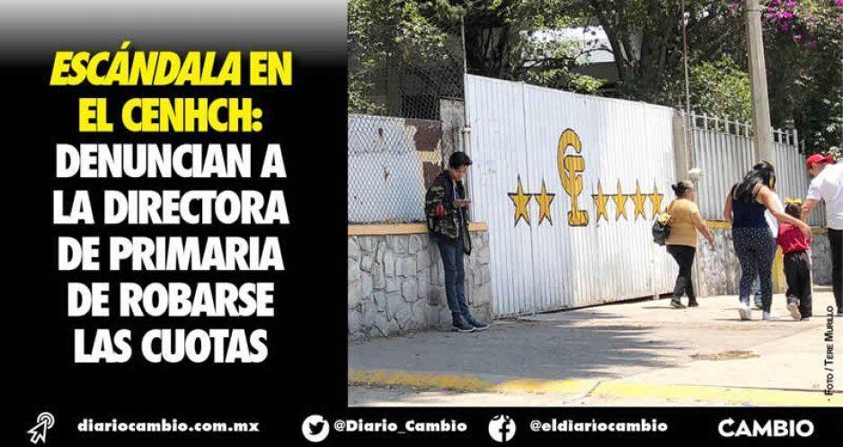 Escándalo en el CENHCH: denuncian a la directora de primaria de robarse las cuotas