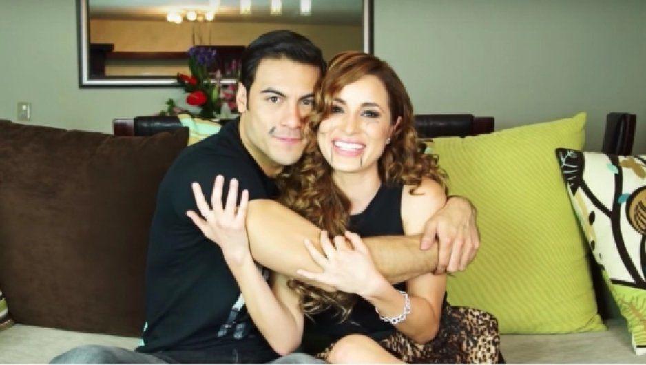 ¿Carlos Rivera y Cynthia Rodriguez ya se casaron?