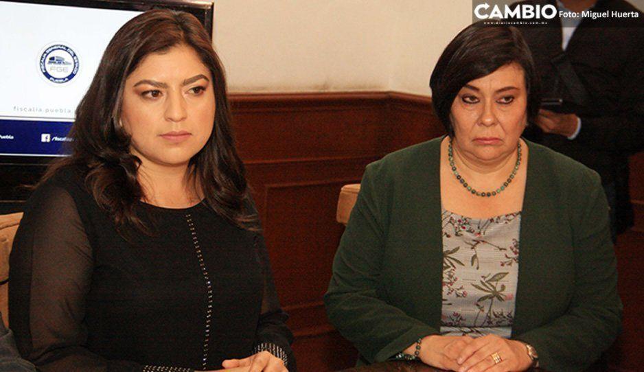 Respalda Claudia Rivera a Lourdes Rosales: no hay elementos para destituirla