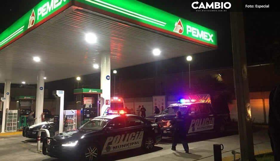 Asaltan gasolinera y dos casas en una semana en Atlixco