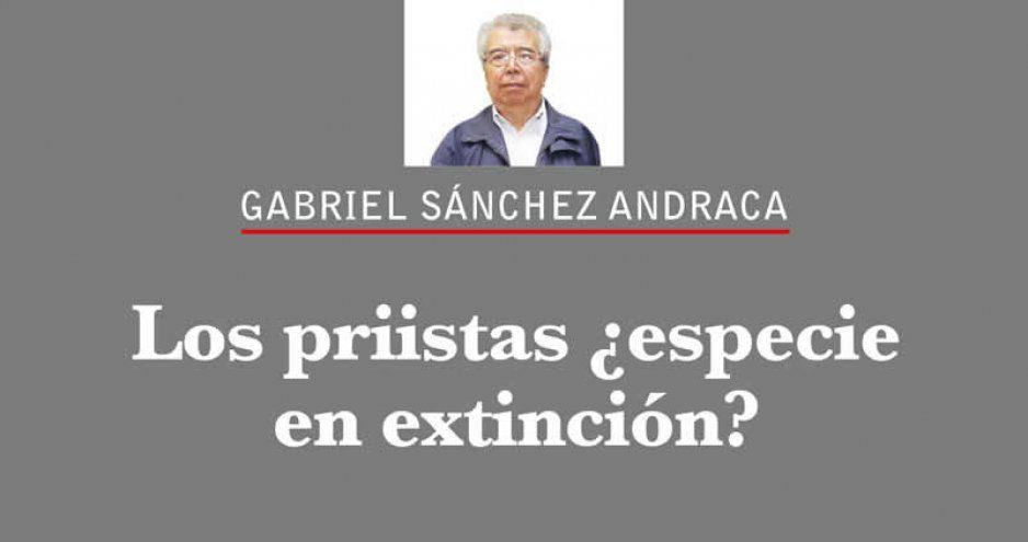 Los priistas ¿especie en extinción?