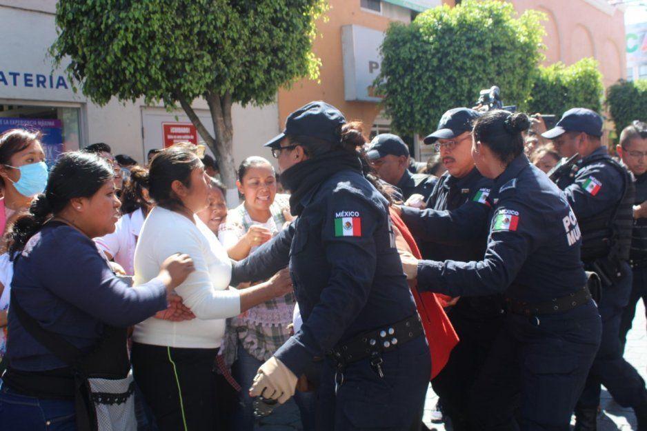 El amparo que promovieron tortilleras para vender en el mercado 16 de marzo no ha sido notificado al municipio