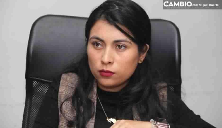 Diputada de Morena llama berrinchudos a transportistas por amenaza de paro ante descuento a estudiantes