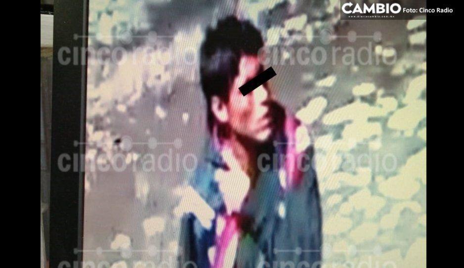 Difunden el rostro de rata que asaltó a pacientes y familiares de la Clínica San Carlos
