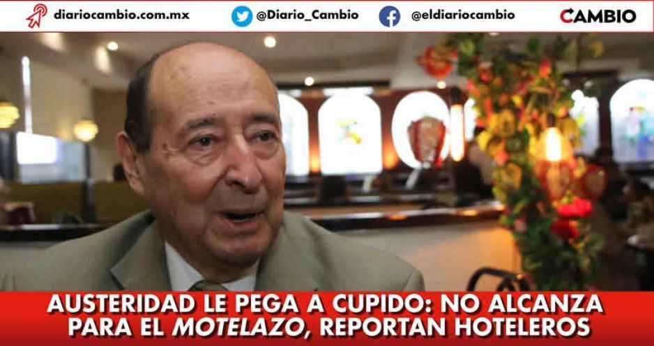 Austeridad le pega a cupido: no alcanza para el motelazo, reportan hoteleros