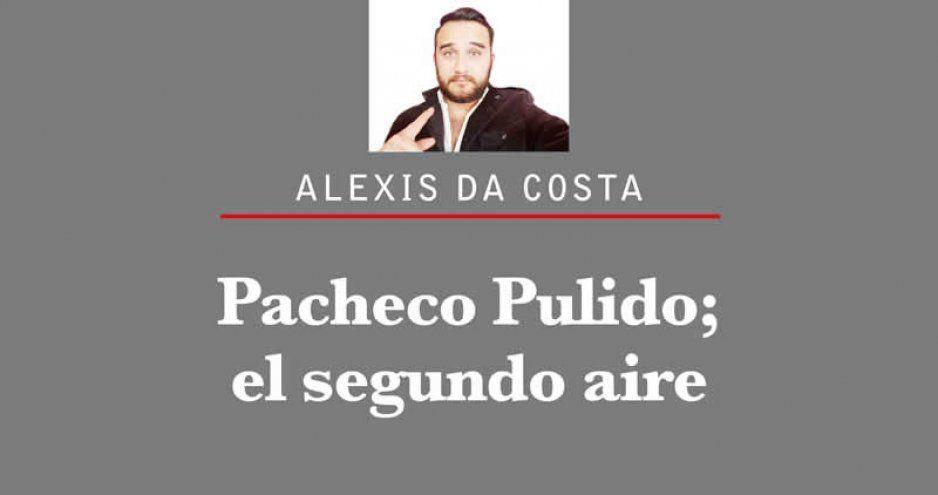 Pacheco Pulido; el segundo aire