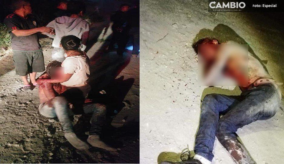 FOTOS: Rondas ciudadanas y habitantes de Izúcar linchan a delincuentes de la banda de Los Yeyos