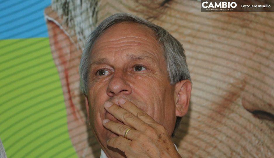 Cárdenas ignora lo que pasa en su campaña, admite que no vio spot donde PAN lo excluye