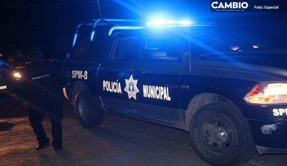 Habitantes se unen con policías de Tlatlauquitepec para detener a banda de asaltantes