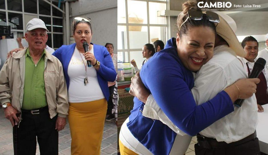 #LadyAlcalde hija del edil de Amozoc gana 32 mil pesos al mes y solo es encargada del DIF