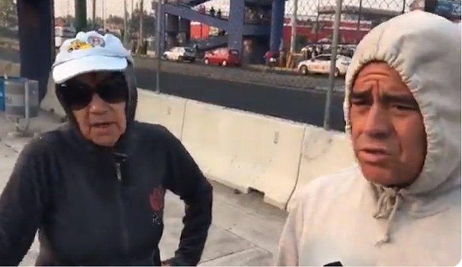 Runners exigen más policias en ciclovía del Periférico Ecológico ante ola de atracos (VIDEO)