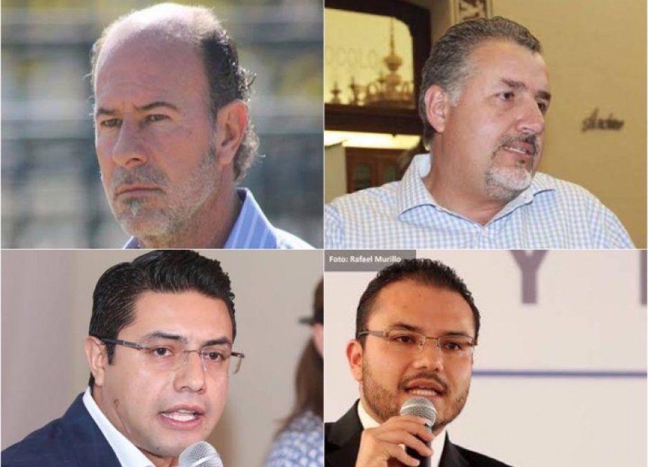 Ruiz Esparza, Giles, Franco Rodríguez y Rosas Armijo entre los 25 morenovallistas que obtuvieron título patito ¡Aquí la lista completa!